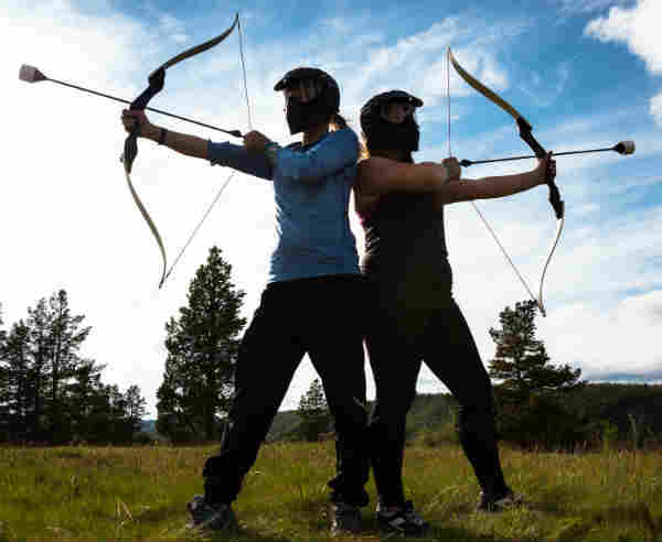 archery tag bilbao